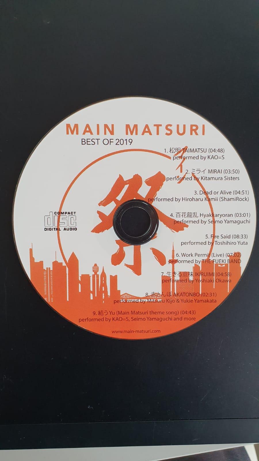 Musik Best of Main Matsuri 2019