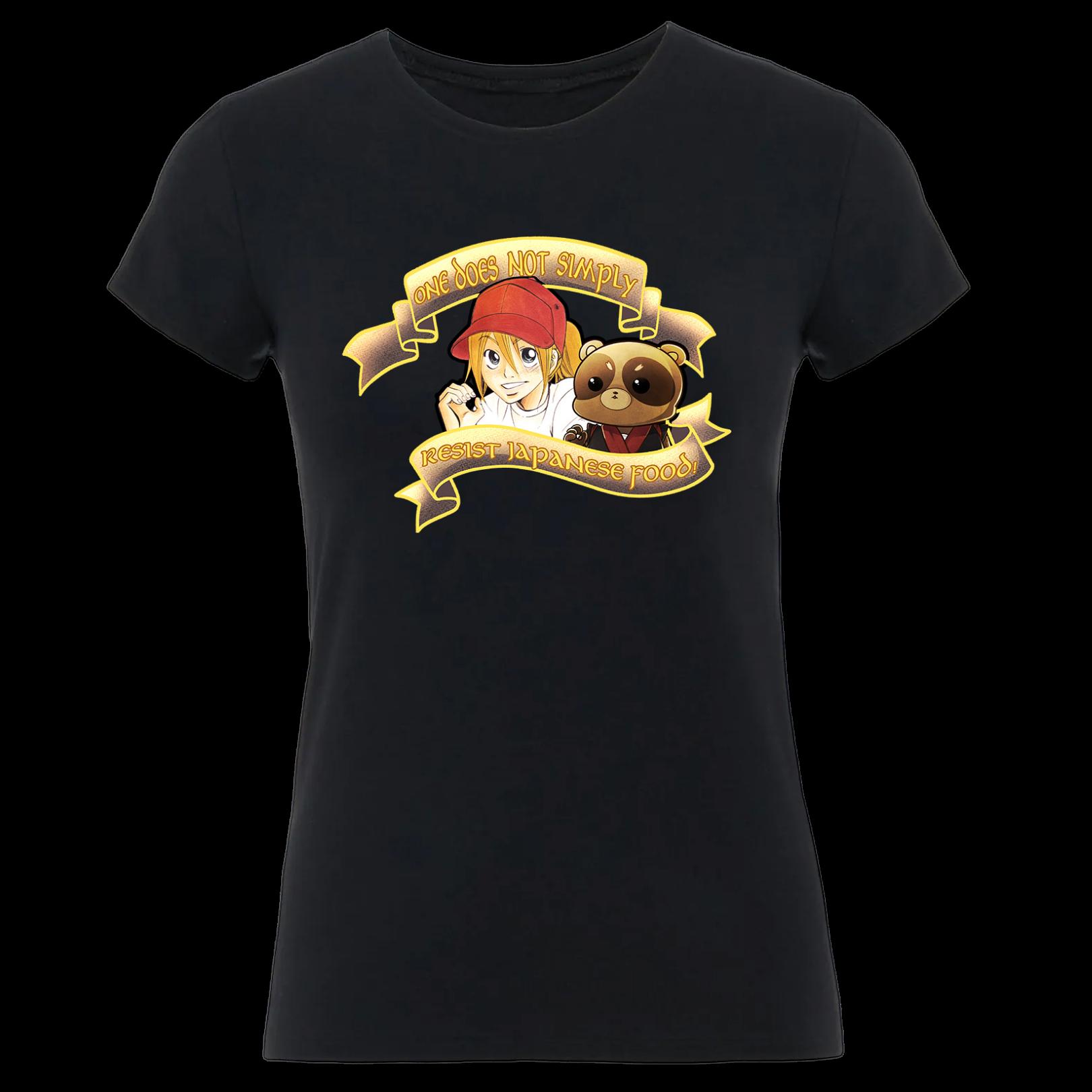 Main Matsuri Maskottchen T-Shirt (Unisex/Girlie)